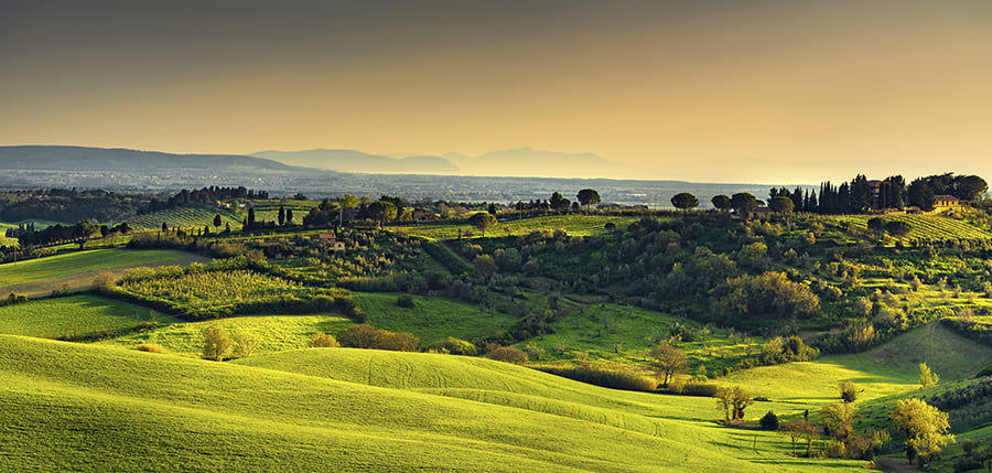 the tuscan maremma