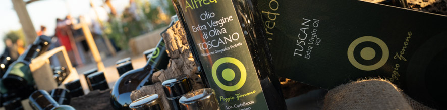 tuscan olive oil roads